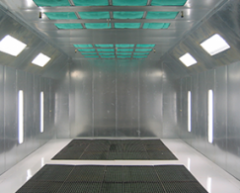 Col-Met Spray Booths available from Cleveland Spray Booth Specialists