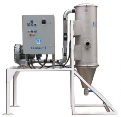 EI – Central Wet Mix Dust Collectors are available at Cleveland Spray Booth Specialists