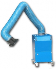 Portable Fume Extraction Systems are available at Cleveland Spray Booth Specialists